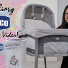 UNBOXING: Chicco LullaGo Nest Portable Bassinet