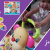Fisher-Price Laugh and Learn Smart Stages Puppy Walker - Learn With Sis Unboxing and Assembly